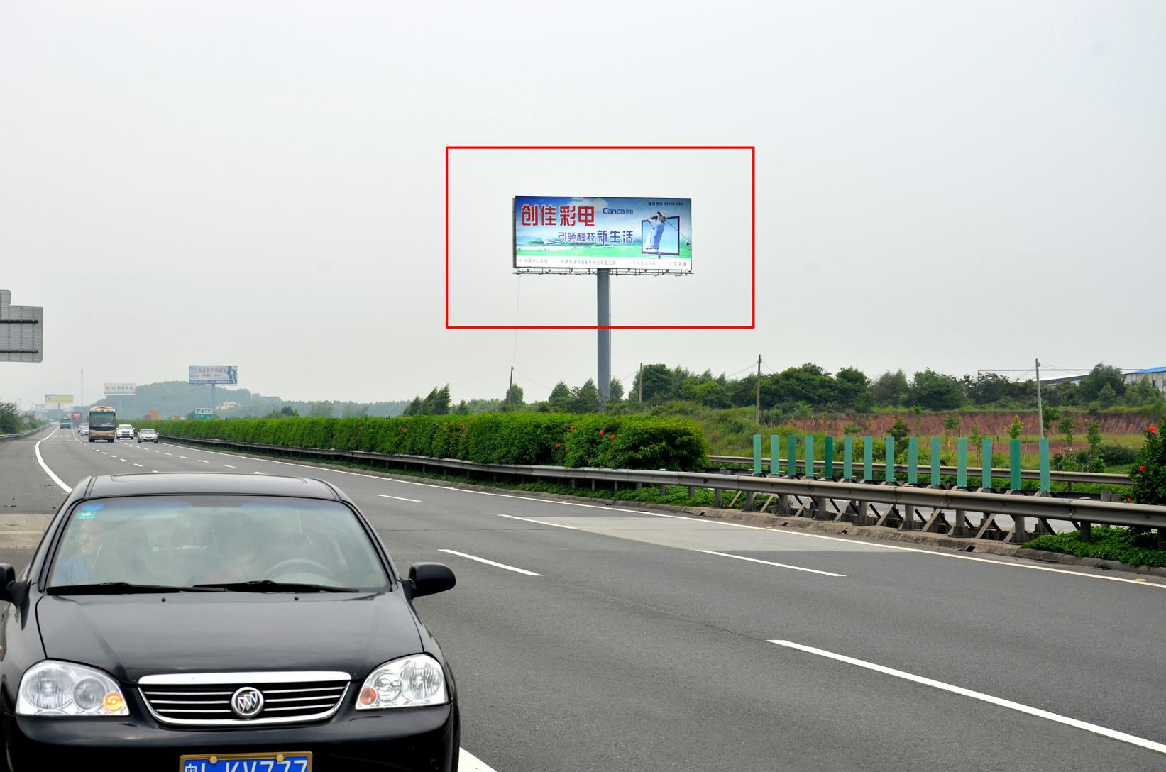 户外广告牌出租,高炮 单立柱广告牌招商 高清图片